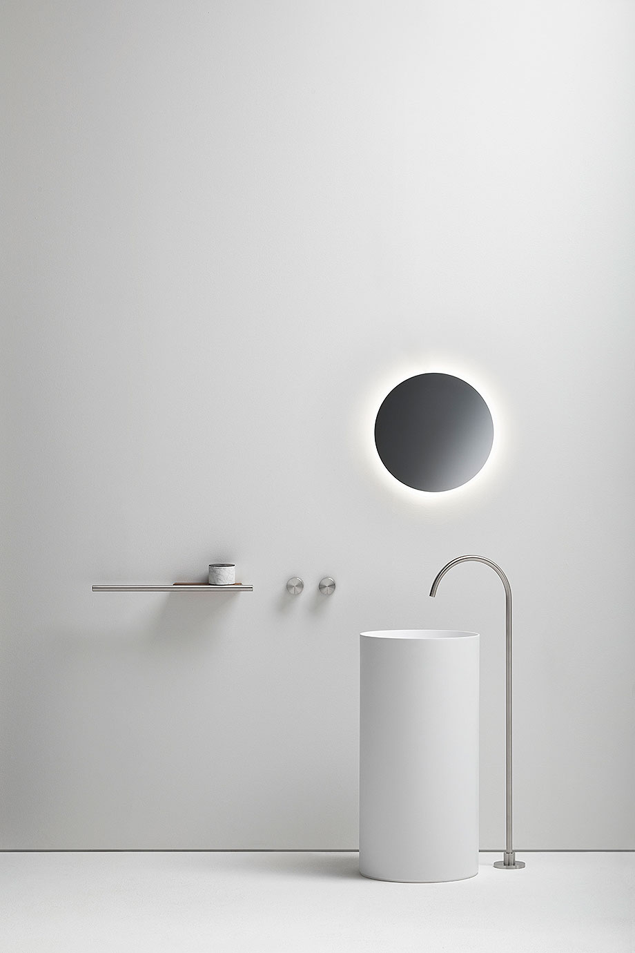 accesorios para baño cilindro de victor vasilev para falper (4) - foto alberto strada