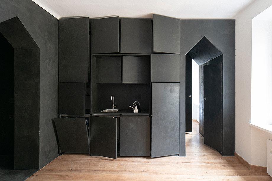 apartamento en naviglio de atelier architettura chinello morandi (11) - foto maria francesca lui