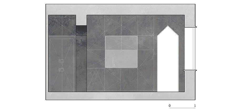 apartamento en naviglio de atelier architettura chinello morandi (17) - plano