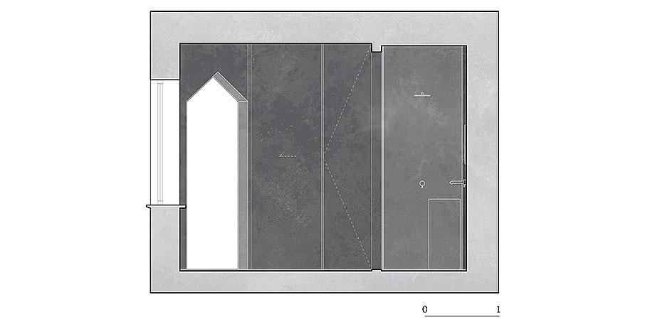 apartamento en naviglio de atelier architettura chinello morandi (19) - plano