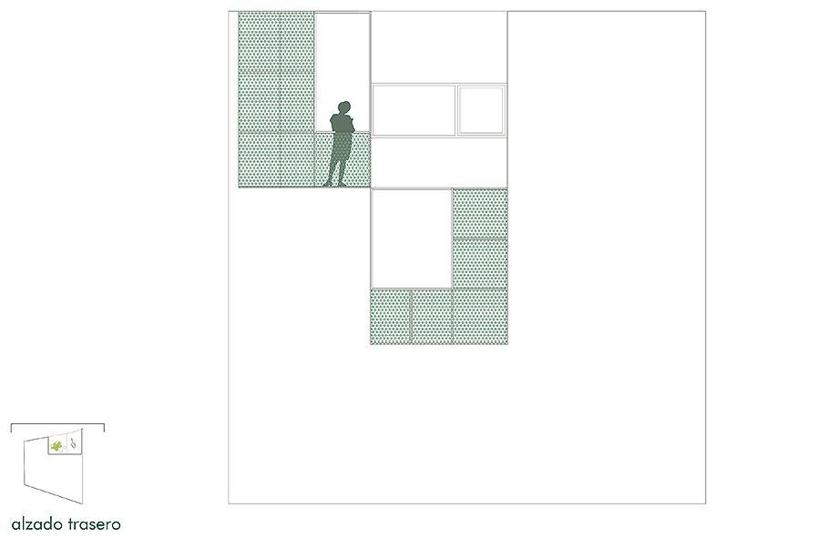 house a de xstudio arquitectos (29) - plano