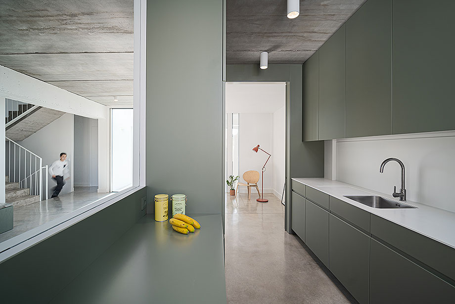house a de xstudio arquitectos (5) - foto david rodríguez