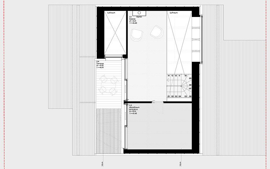 la casa de la pergola de rundzwei architekten (31) - plano