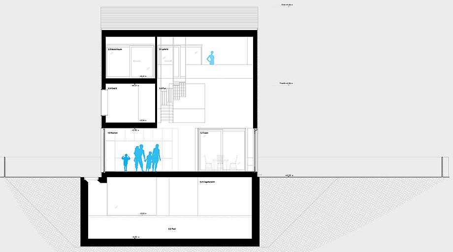 la casa de la pergola de rundzwei architekten (35) - plano