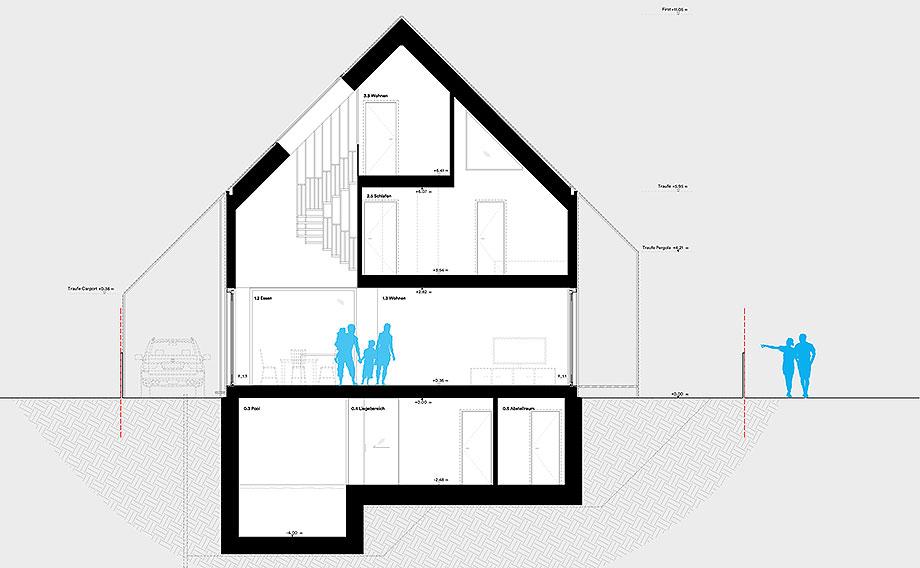la casa de la pergola de rundzwei architekten (36) - plano