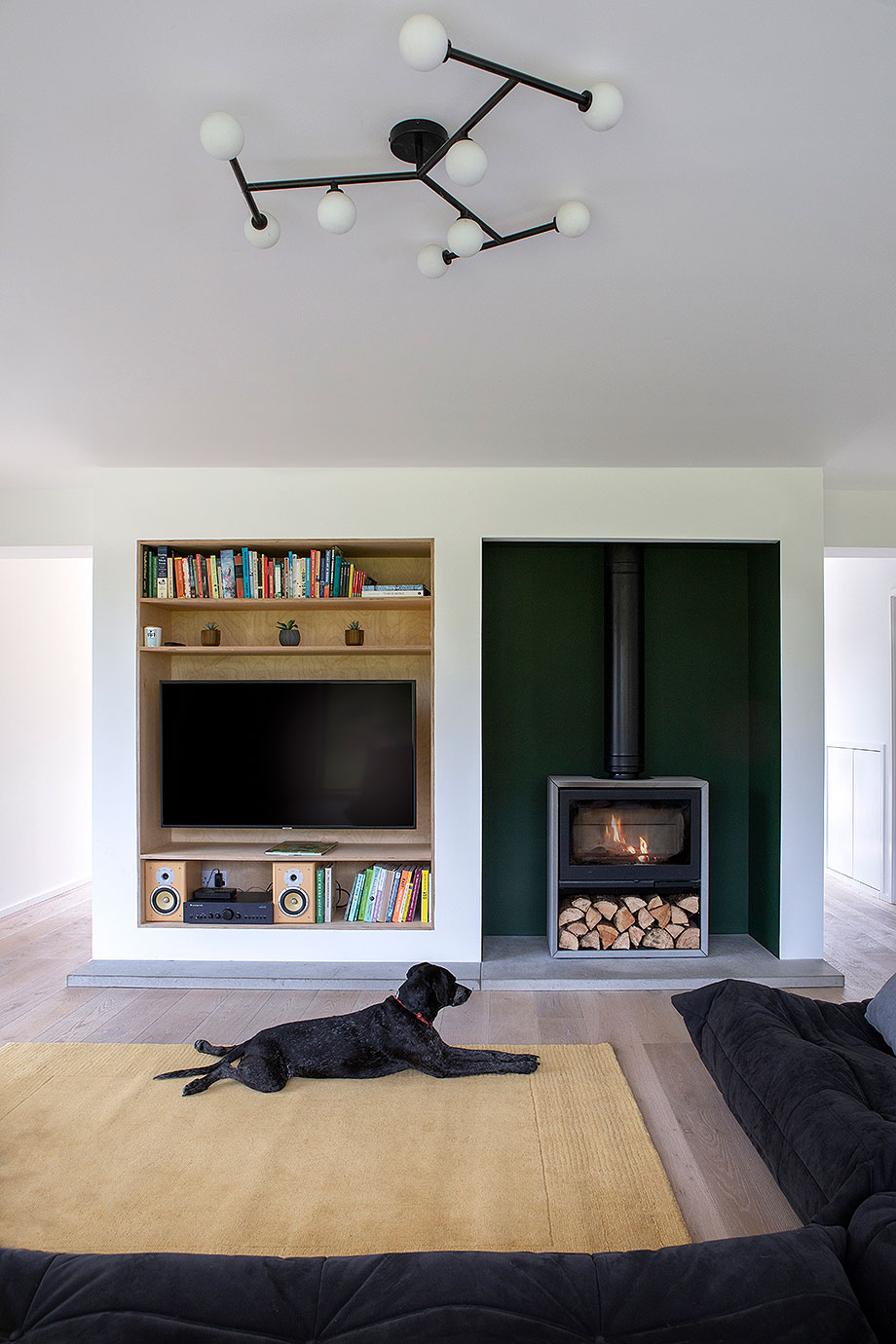reforma y ampliacion de un cottage por bronw & brown (3) - foto dapple photography