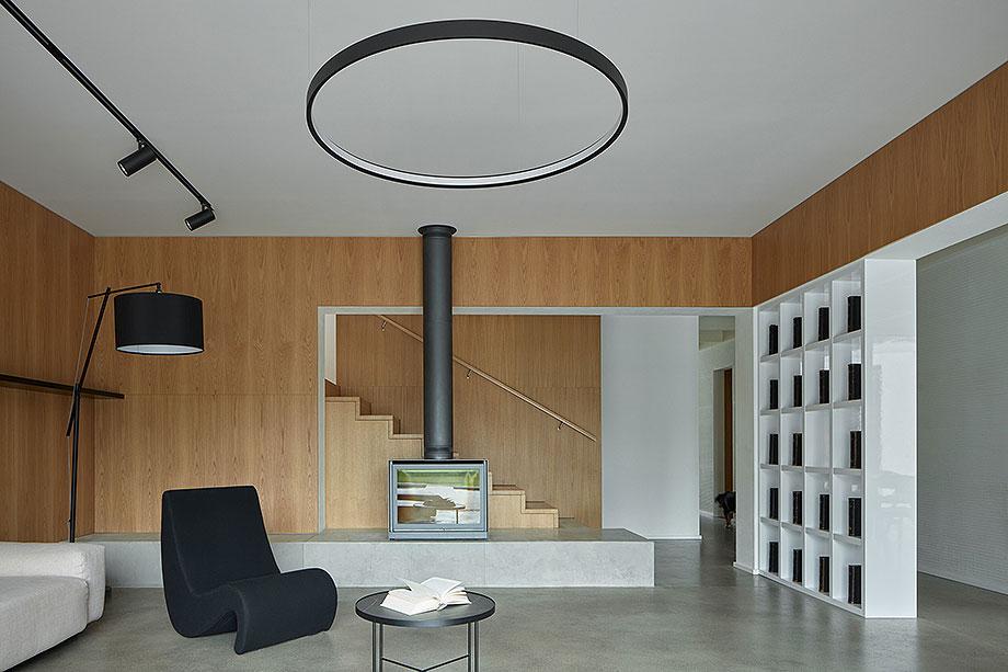casa lhotka en praga de soa architekti y richter design (7) - foto boysplaynice