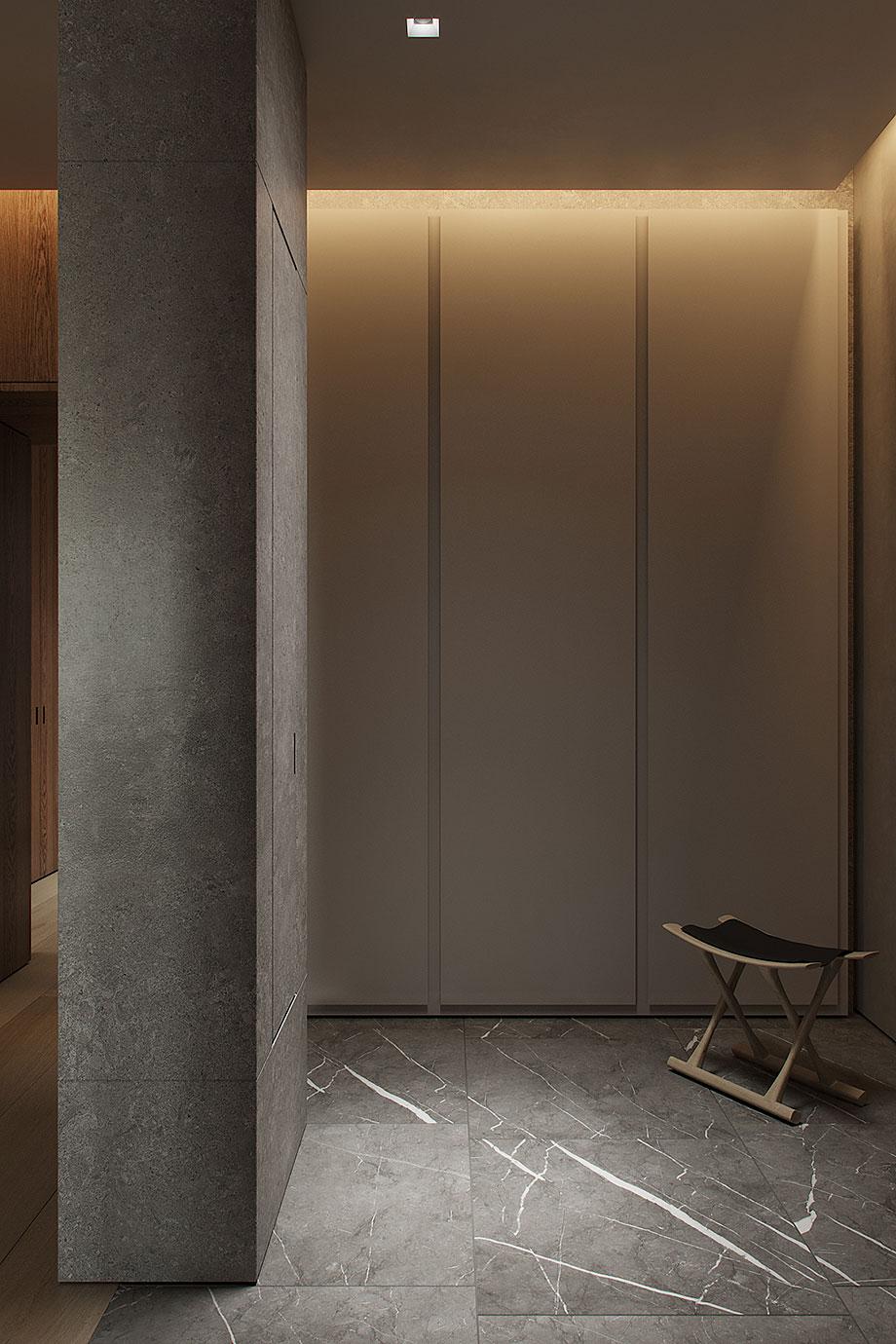 apartamento en moscu de kodd bureau (10) - foto daria koloskova