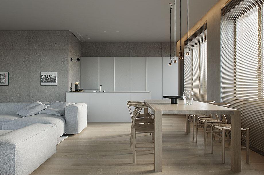 apartamento en moscu de kodd bureau (2) - foto daria koloskova