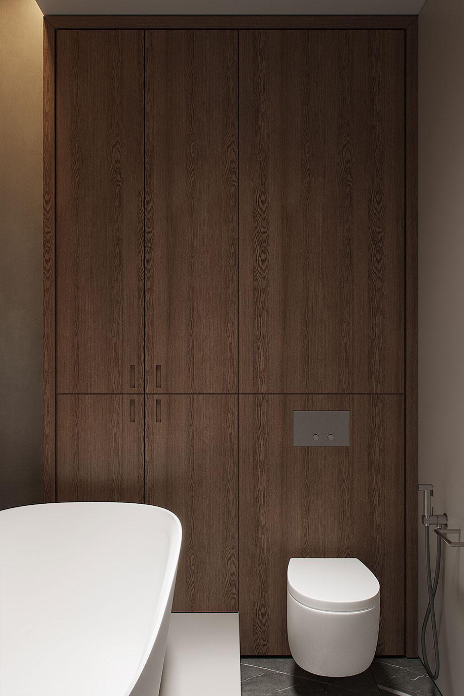 apartamento en moscu de kodd bureau (21) - foto daria koloskova