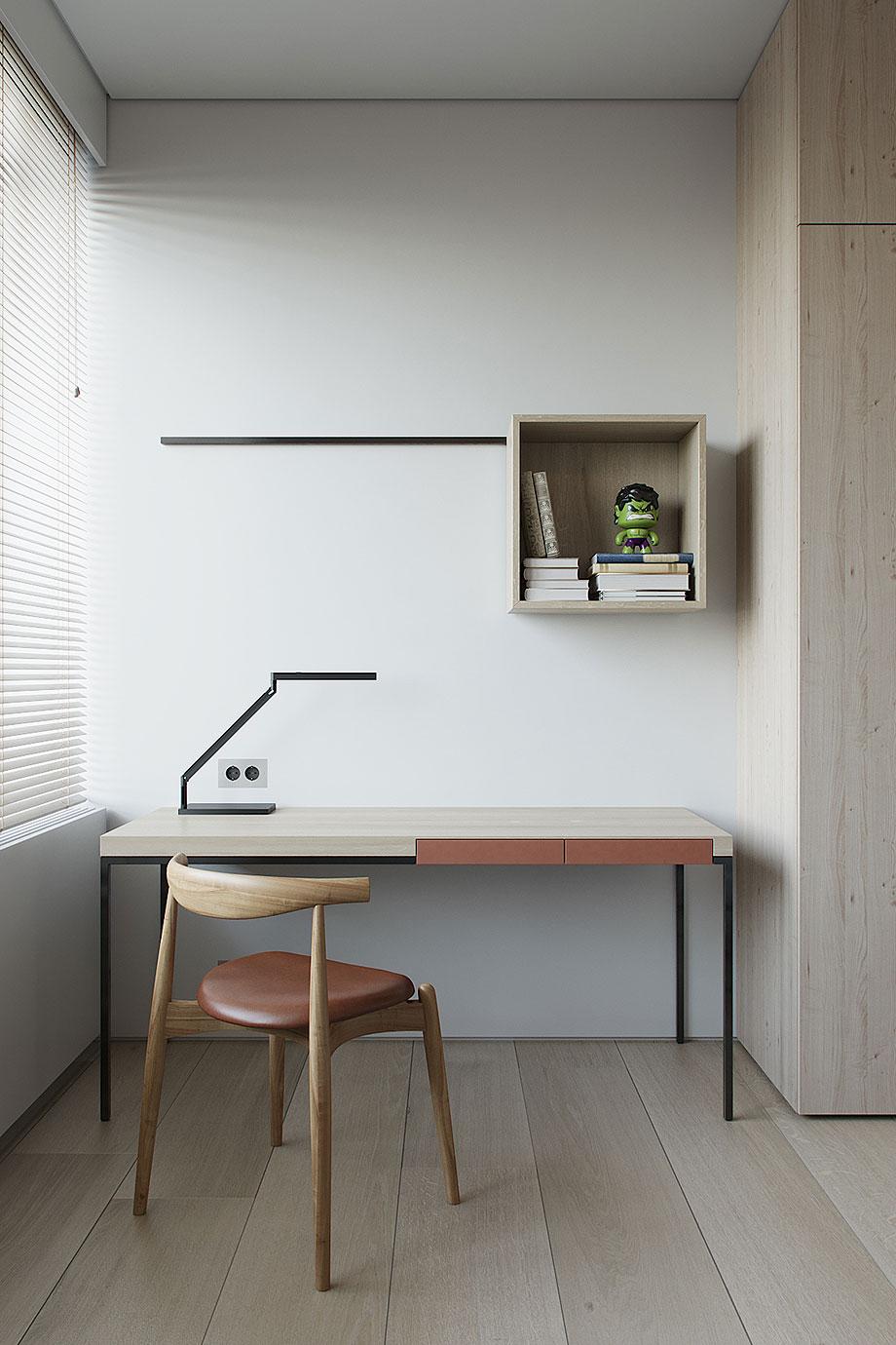 apartamento en moscu de kodd bureau (23) - foto daria koloskova