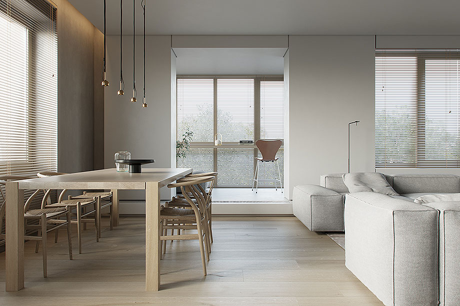 apartamento en moscu de kodd bureau (3) - foto daria koloskova