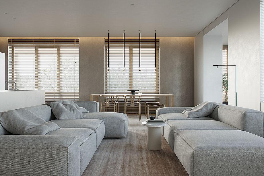 apartamento en moscu de kodd bureau (4) - foto daria koloskova
