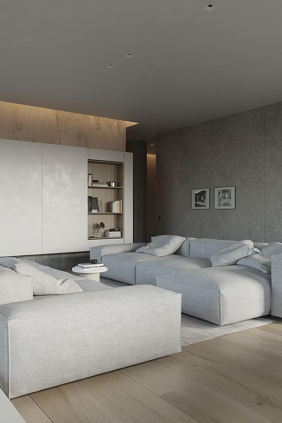 apartamento en moscu de kodd bureau (6) - foto daria koloskova