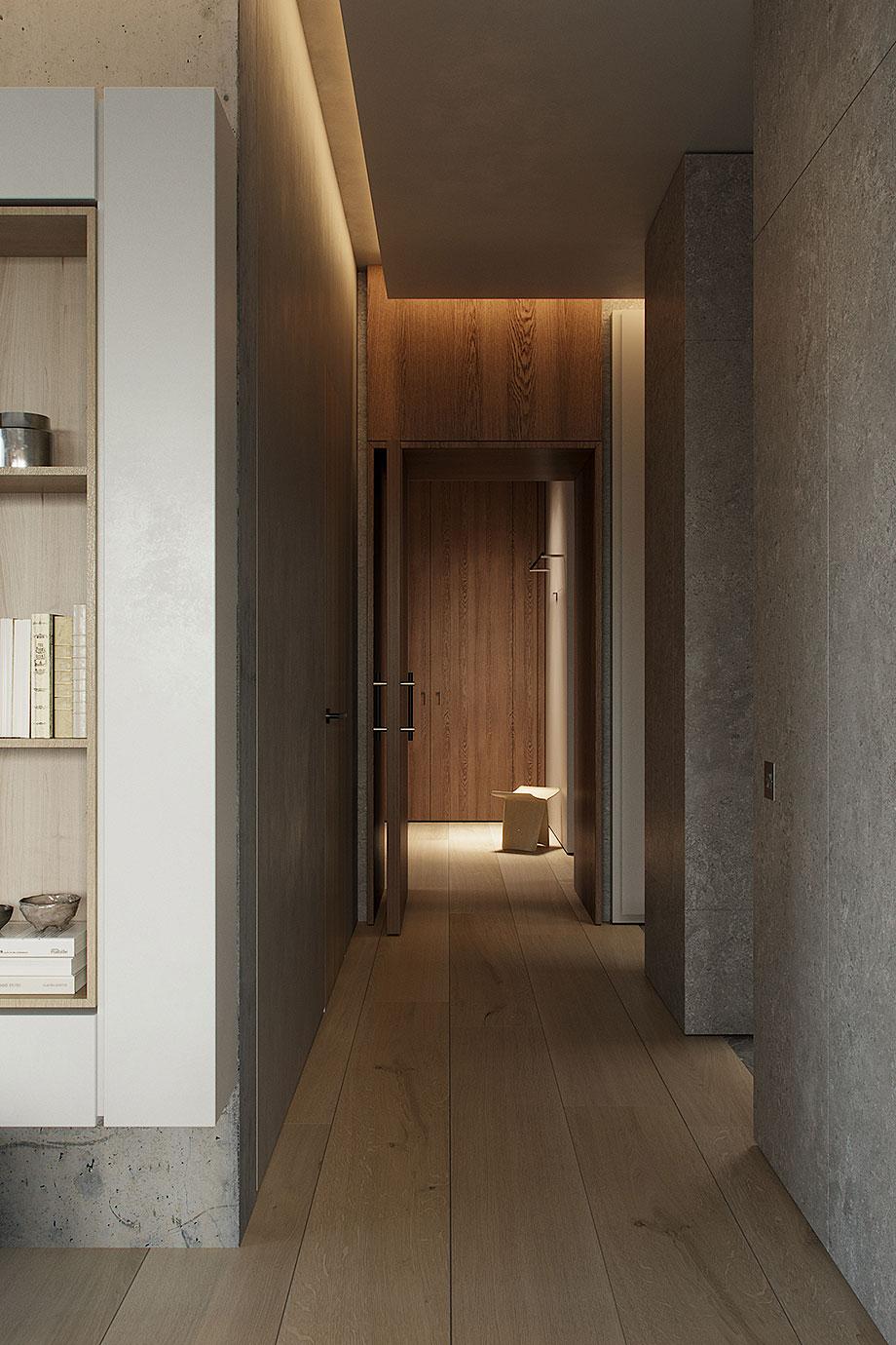 apartamento en moscu de kodd bureau (7) - foto daria koloskova