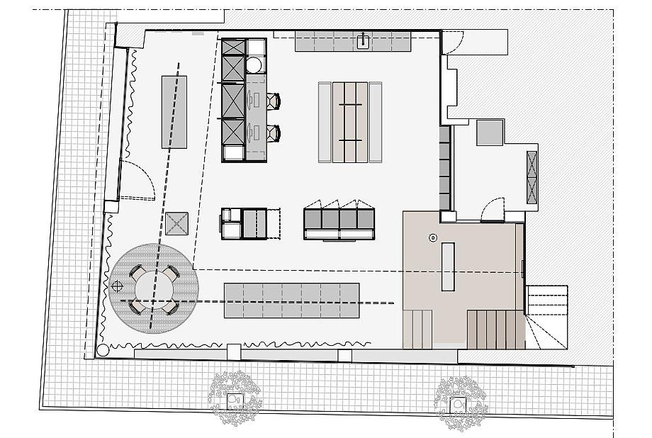 bulthaup sant cugat por francesc rife studio (22) - plano