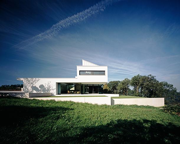 casa p de philipp architekten (1) - foto victor brigola