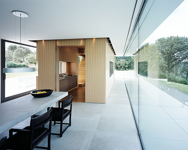 casa p de philipp architekten (11) - foto victor brigola