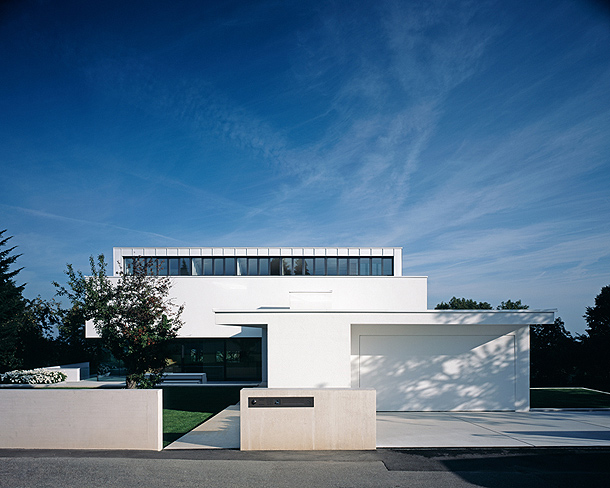 casa p de philipp architekten (2) - foto victor brigola