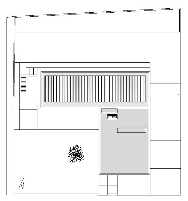 casa p de philipp architekten (29) - plano