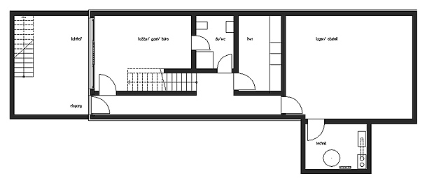casa p de philipp architekten (30) - plano