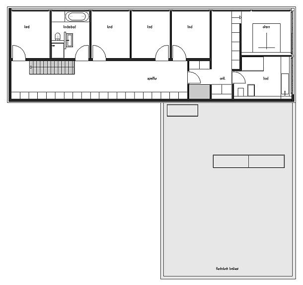 casa p de philipp architekten (32) - plano