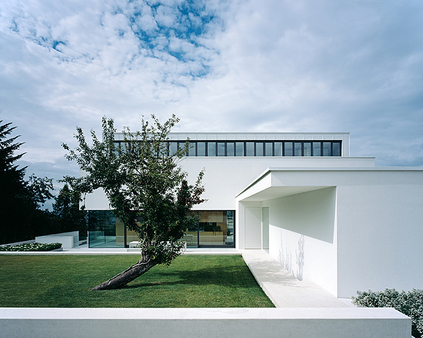 casa p de philipp architekten (5) - foto victor brigola