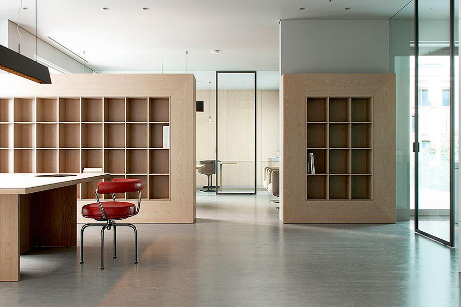 oficina de una agencia de marcas moda por kodd bureau (1) - foto dmitry koloskov