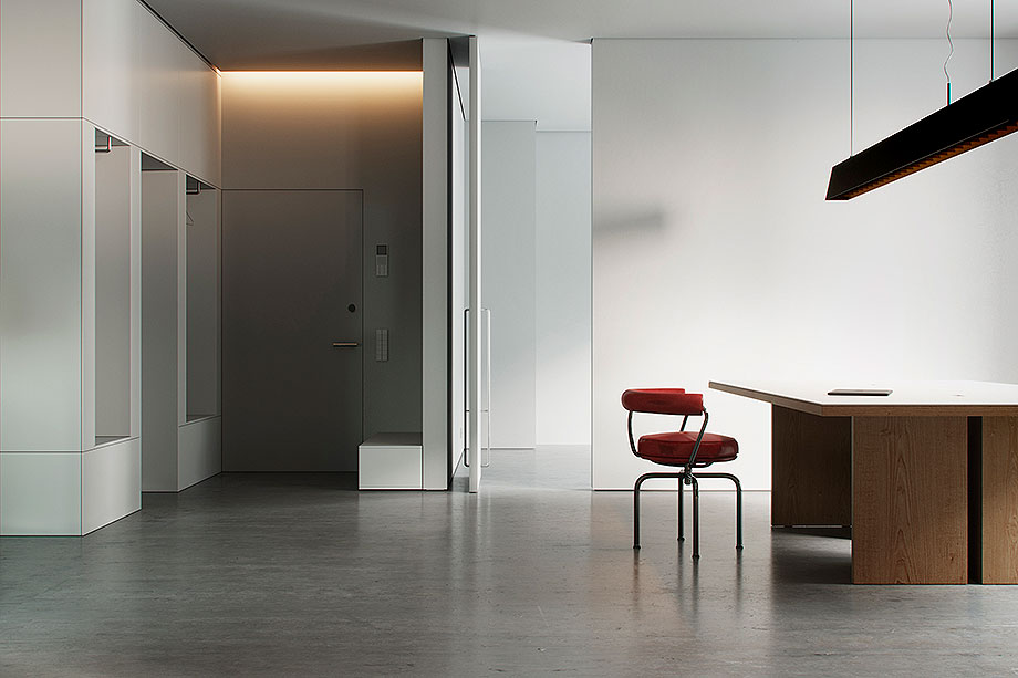 oficina de una agencia de marcas moda por kodd bureau (2) - foto dmitry koloskov