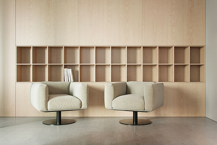 oficina de una agencia de marcas moda por kodd bureau (8) - foto dmitry koloskov