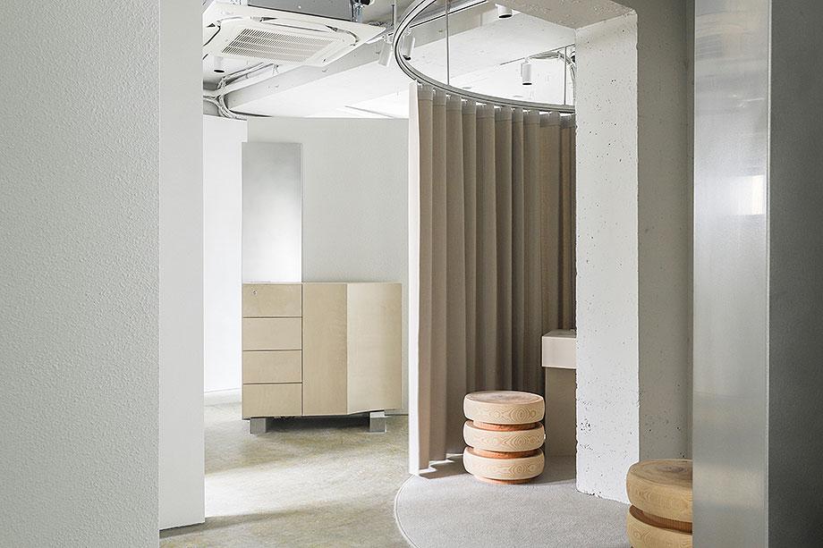 salon de extensiones de pestaña de wataru tanabe (1) - foto hideki makiguchi
