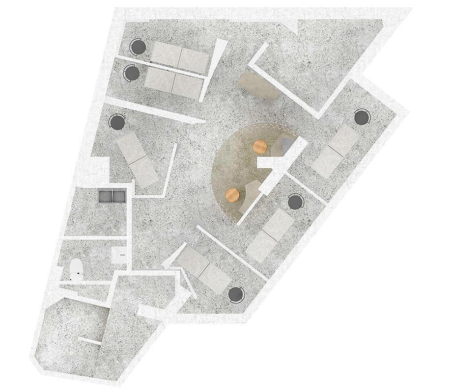 salon de extensiones de pestaña de wataru tanabe (16) - foto plano