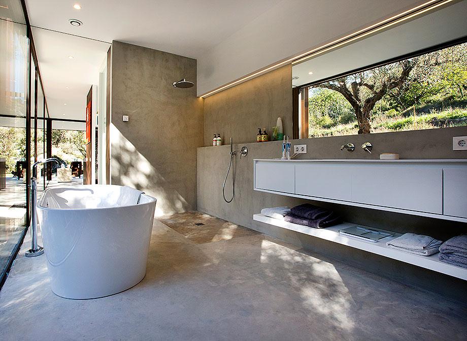 casa con cerramientos technal de stef rogiers design (4) - foto pasqual cabrera