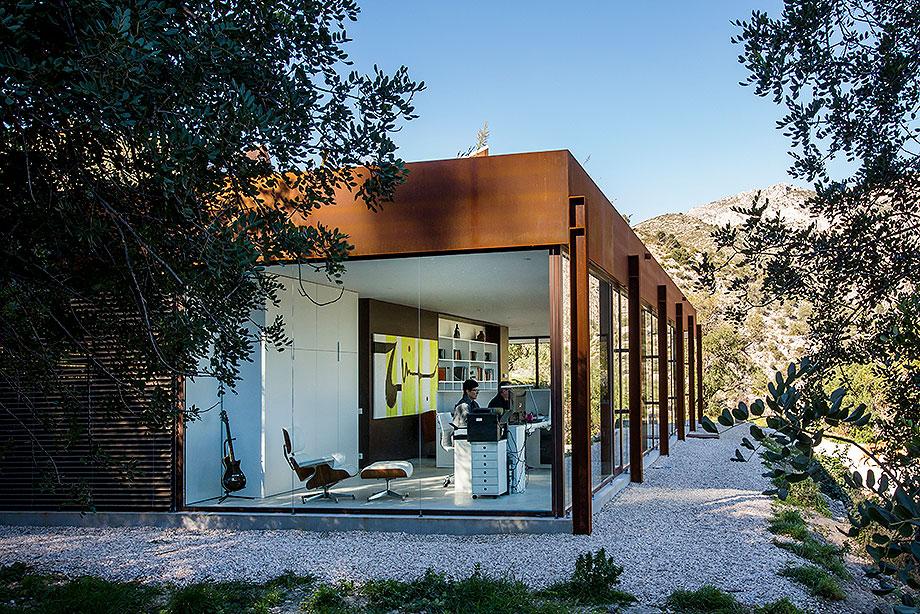 casa con cerramientos technal de stef rogiers design (5) - foto pasqual cabrera