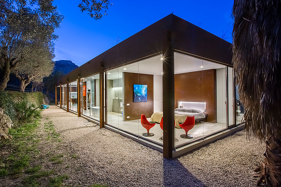 casa con cerramientos technal de stef rogiers design (6) - foto pasqual cabrera