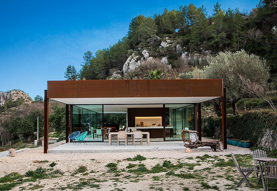 casa con cerramientos technal de stef rogiers design (8) - foto pasqual cabrera