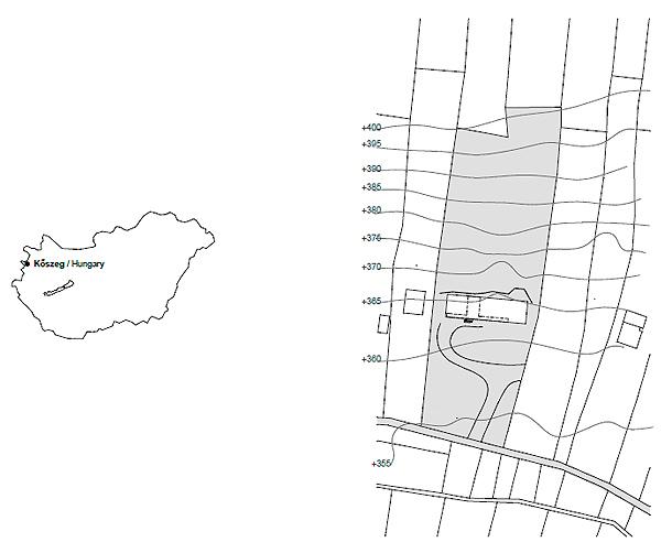 casa hireg de beres architects (15) - plano